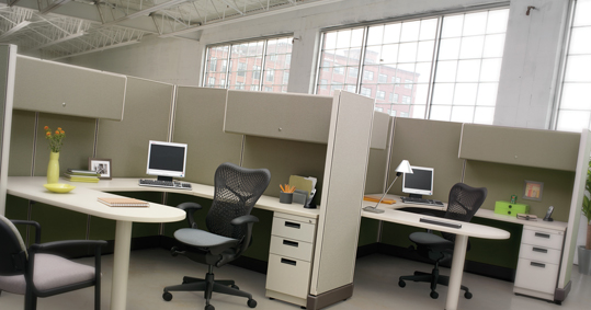 Learn about the Herman Miller AO2 systems offered by PSU.