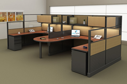 Open Plan Office Systems
