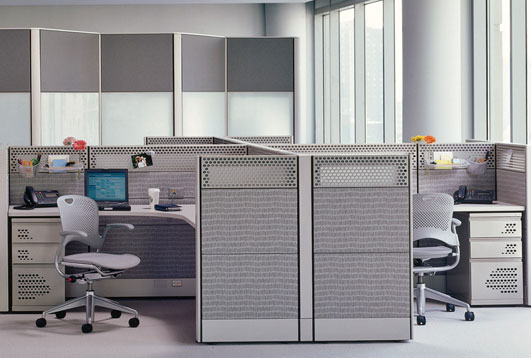 remanufactured herman miller cubicles atlanta panel systems