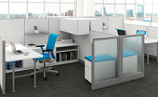 Used Modular Office Furniture