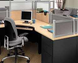 Used Cubicles | Panel Systems Unlimited