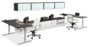 OfficeSource-private-office-Office Source Standing Desk