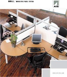 AIS MWALL Furniture Brochure