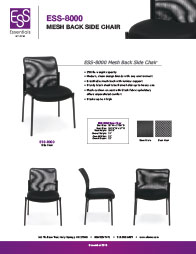 OFM Furniture Tear Sheet