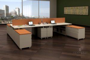 Open Plan Office Furniture Macon GA
