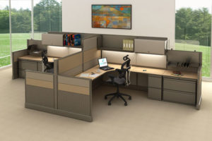 Open Plan Office Furniture Memphis TN