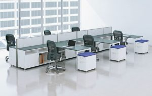Open Plan Office Furniture Asheville NC
