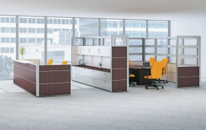 Open Plan Office Furniture Miami FL