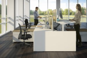 Open Plan Office Furniture Washington D.C.