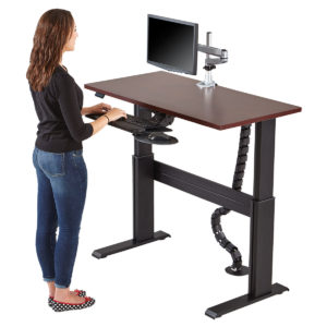 Sit Stand Desk Charlotte NC