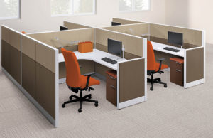 Benefits of Buying Used Cubicles Knoxville TN